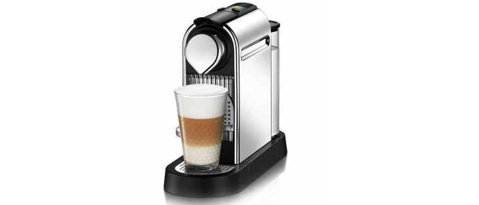 3nespresso citiz espresso machine review