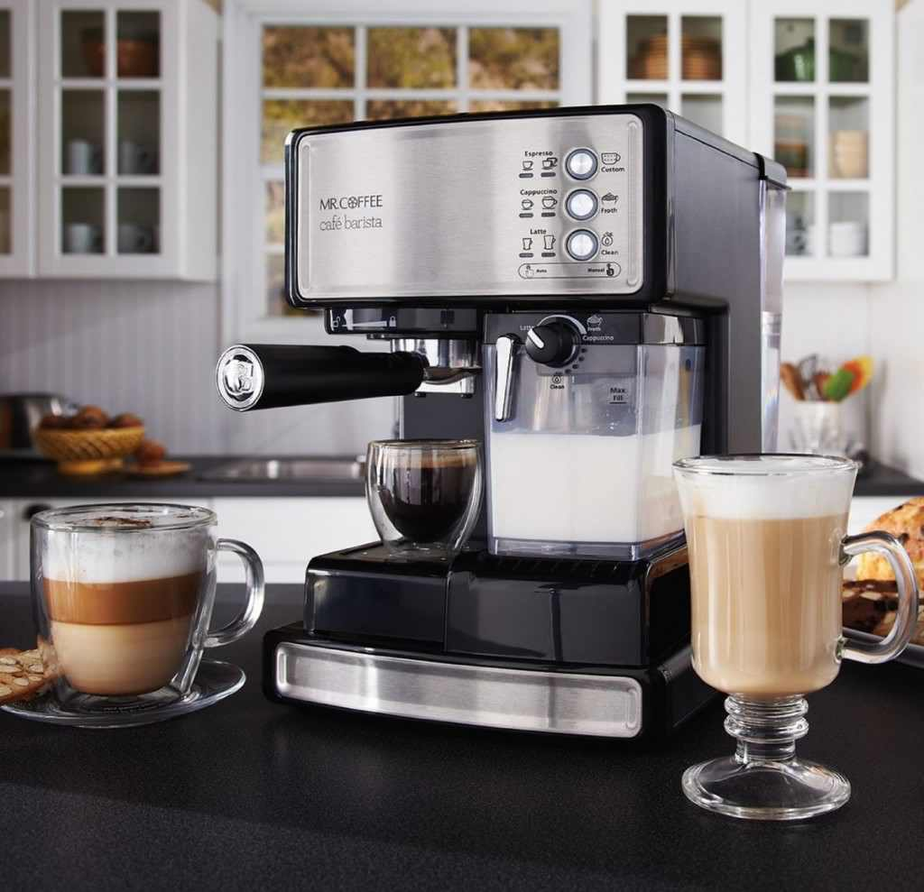 Best Espresso Cappuccino Maker ~ Best semi automatic espresso machines of coffee on