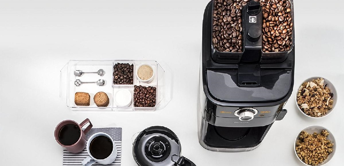 Best Grind And Brew Coffee Maker Of 2019 Coffee On Point