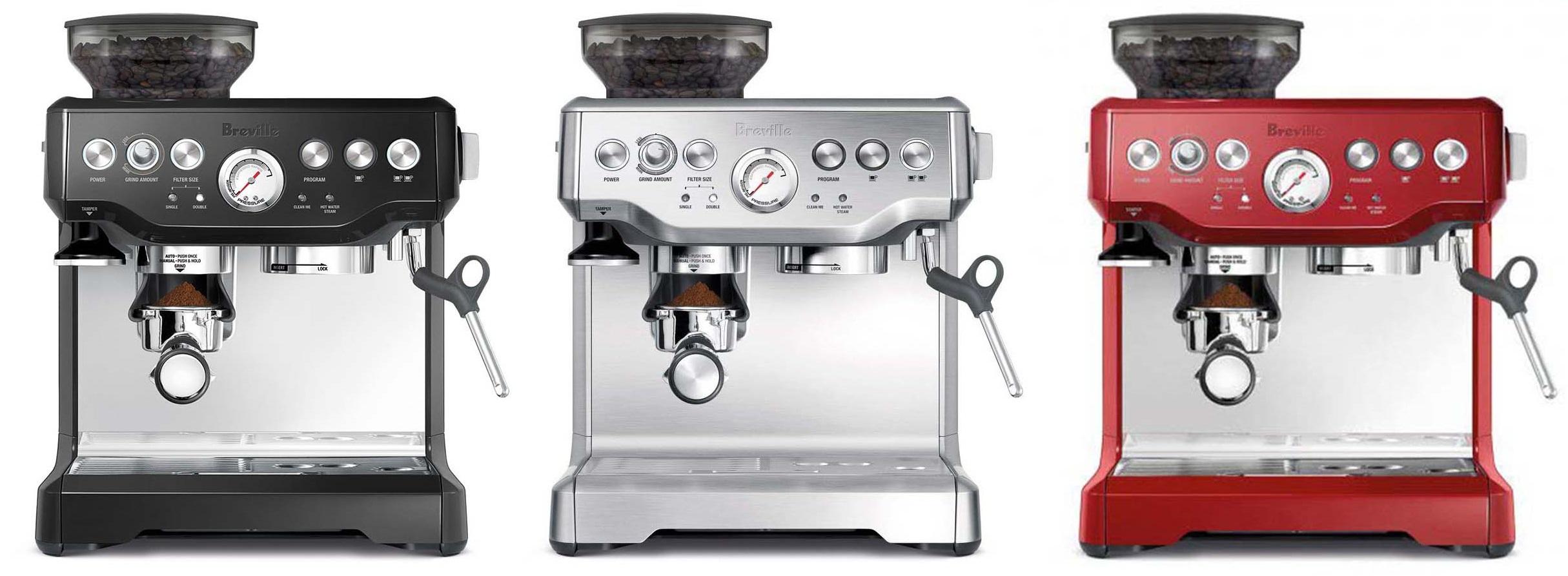 Best Breville Espresso Machines of 2019 - Coffee on Point