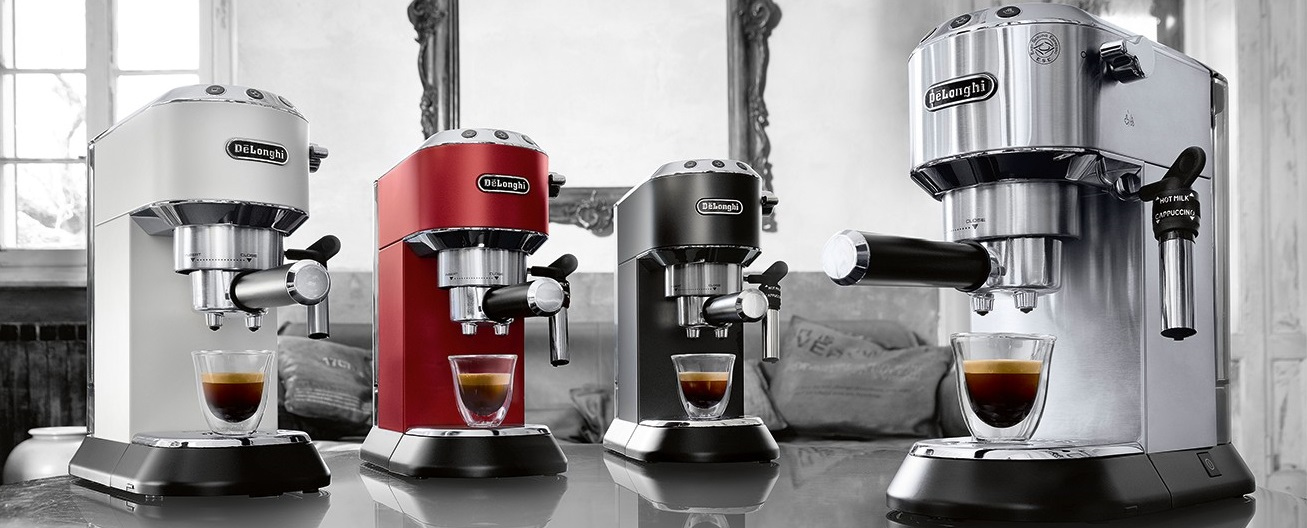 Best DeLonghi Espresso Machine of 2019 - Coffee on Point